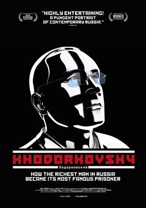 Image: DVD cover, Khodorkovsky