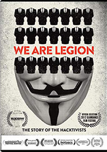 Image: DVD Cover, We Are Legion