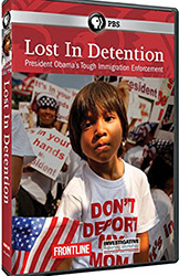 Image: DVD Cover of Lost in Detention