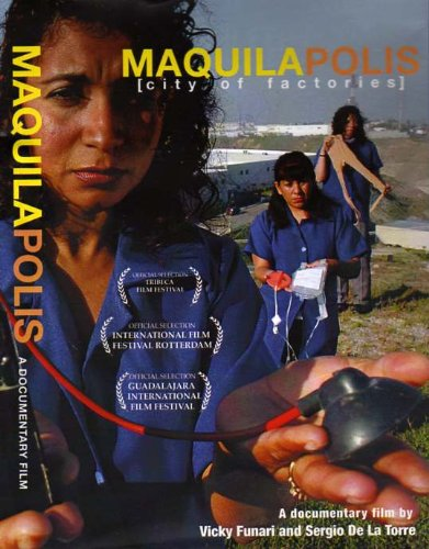 Image: DVD cover, Maquilapolis