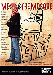 Image: DVD cover of Me & the Mosque