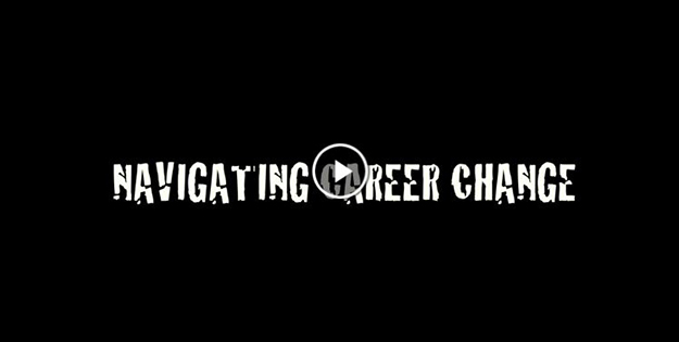 Image: Links to video on career change