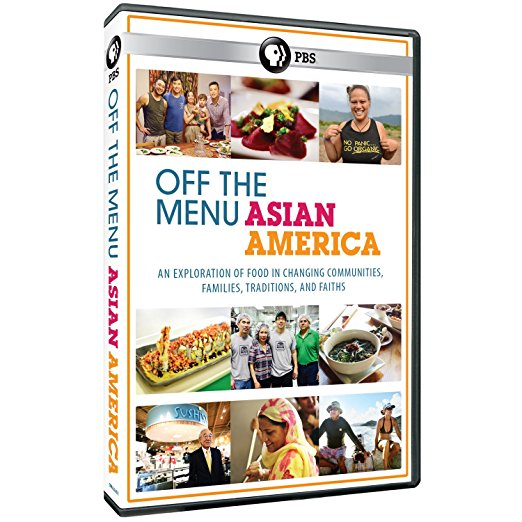 Image: Off the Menu DVD Cover
