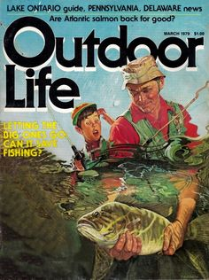 Image: Outdoor life magazine cover