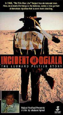 Image: DVD cover, Incident at Ogalala
