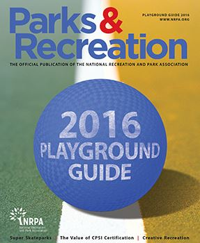 Image: Cover of Parks and Rec