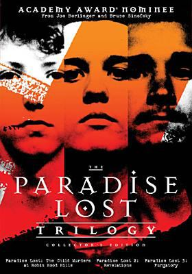 Paradise Lost Trilogy DVD cover