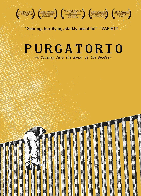 Image: DVD cover for 'Purgatorio'