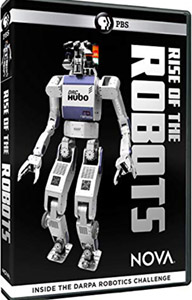 Image: DVD cover for Rise of the Robots