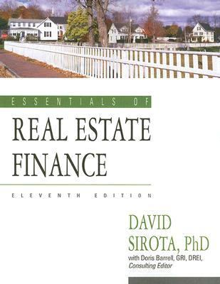 Image: Book Cover for Real Estate Finance