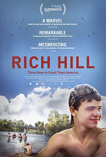 Image: Rich Hill DVD cover