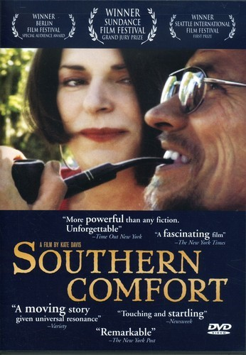 DVD cover - Southern Comfort