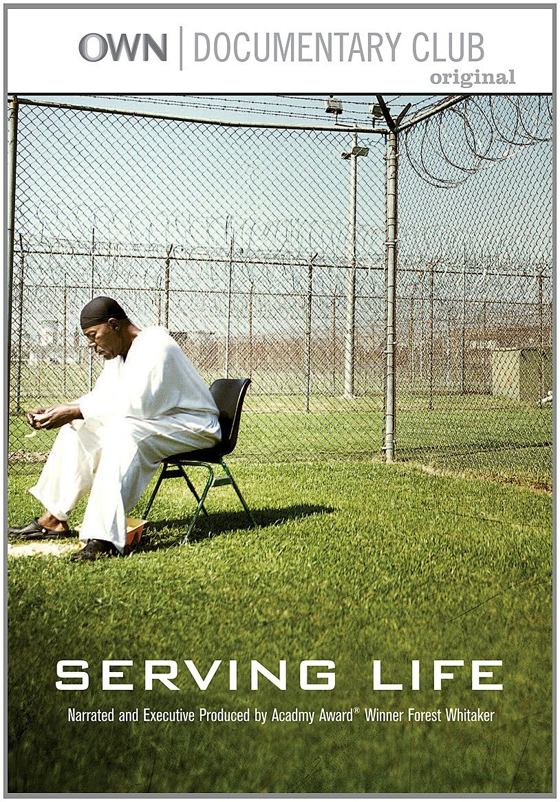 Serving Life DVD cover