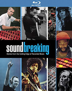 Image: DVD Cover of Soundbreaking