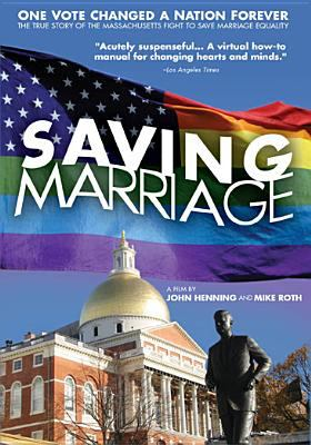 Saving Marriage DVD cover