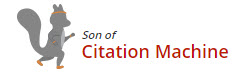 son of citation machine logo