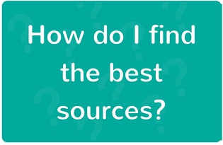 Image: How do I find the best sources?