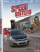 Image: DVD cover for speed sisters