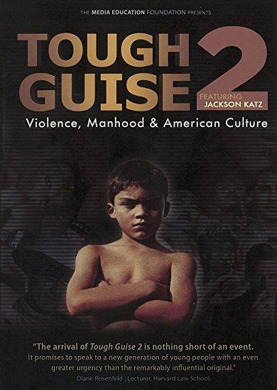 Image: Tough Guise 2 cover DVD