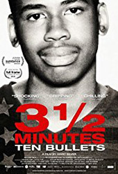 Image: DVD cover for 3 1/2 minutes, 10 bullets