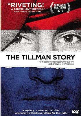 Image: DVD cover for 'The Tillman Story'