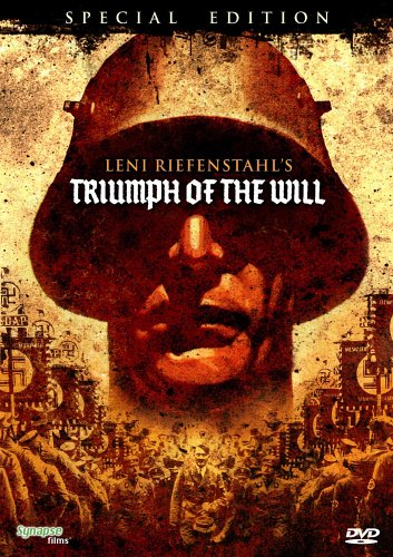 Image: DVD cover, Triumph of the Will