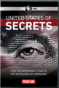 Image: DVD Cover of United States of Secrets