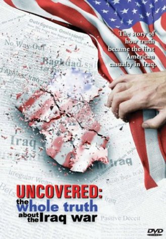 Image: DVD Cover for 'Uncovered'