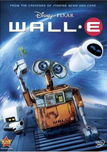 Image: DVD Cover for Wall-E