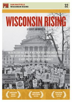 Wisconsin Rising DVD cover