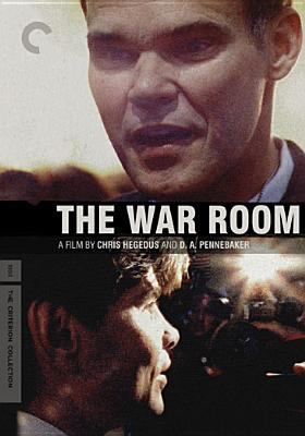 The War Room DVD  cover