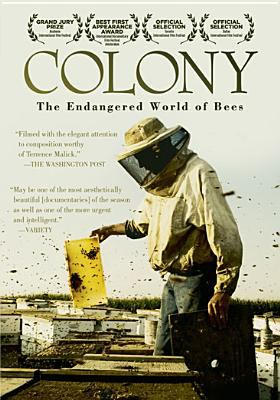 Image: DVD cover, Colony