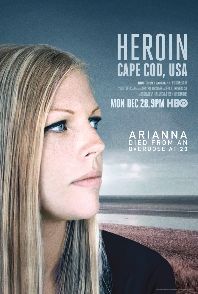 Image: DVD Cover of Cape Cod, Heroin USA