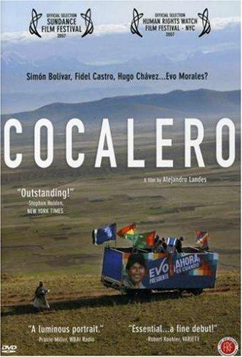 Image: DVD cover for Cocalero