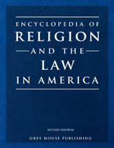 Religion and the Law in America coverart