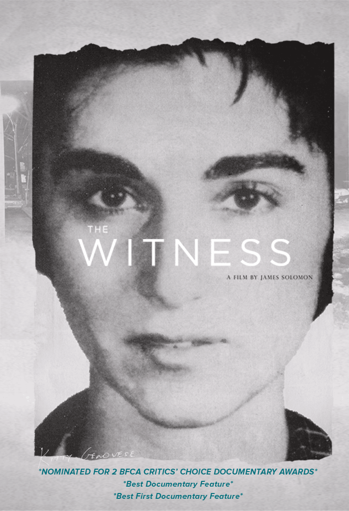 The Witness DVD cover
