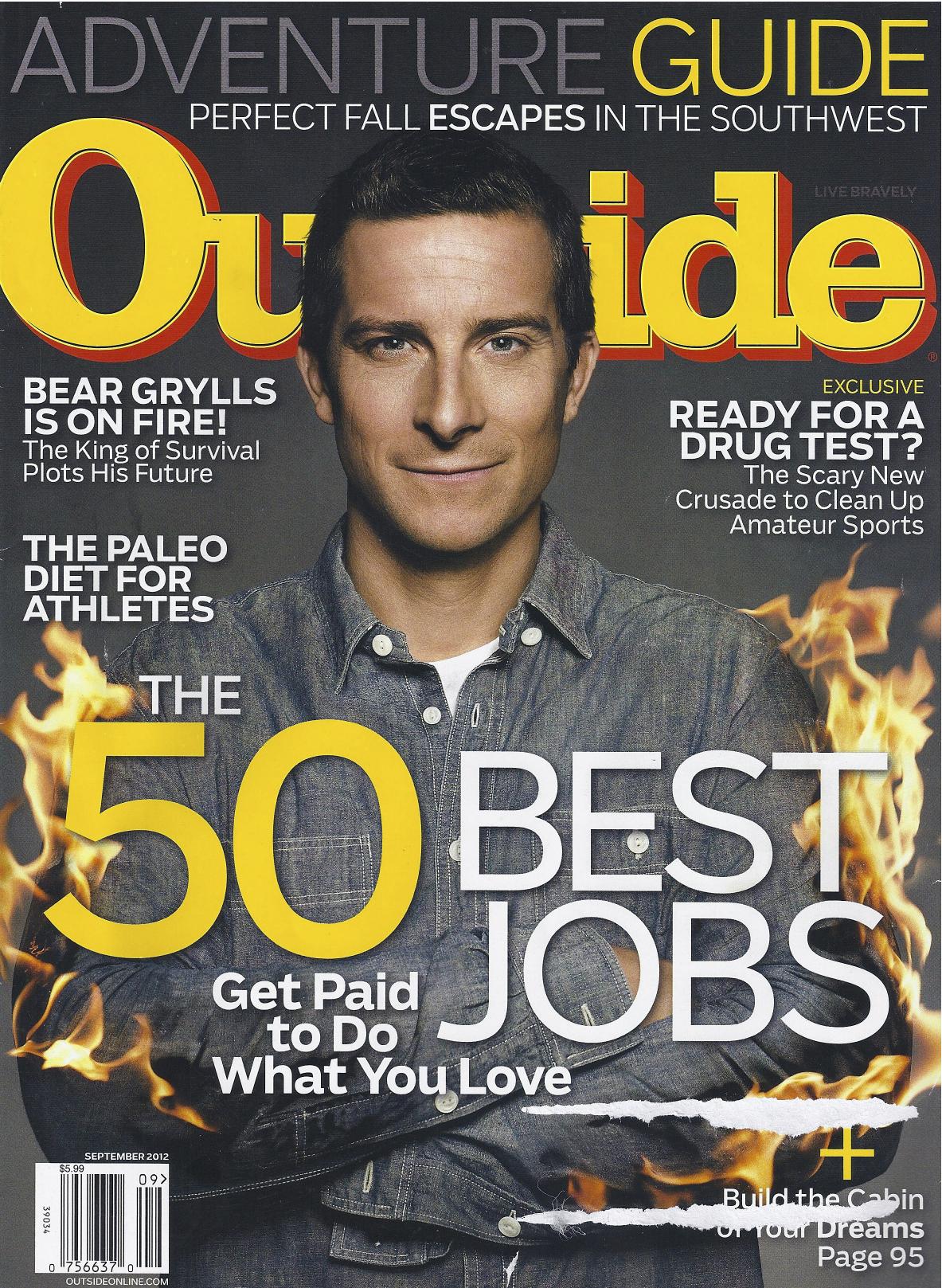 Image: Outside Magazine cover