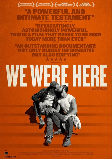 We Were Here DVD cover