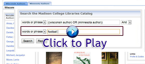 WI Authors screenshot