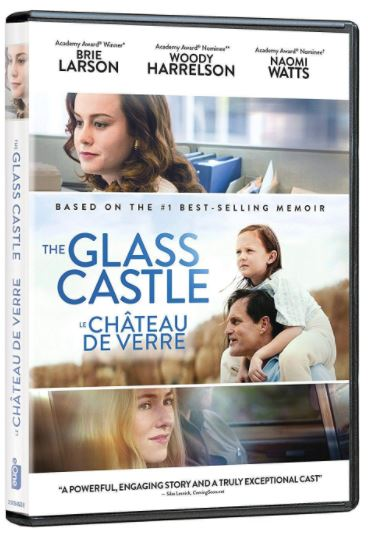 The Glass Castle DVD