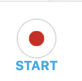 image of the start recording button