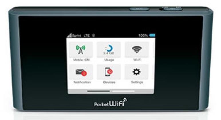 pocket wifi hotspot