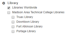 Libraries Worldwide