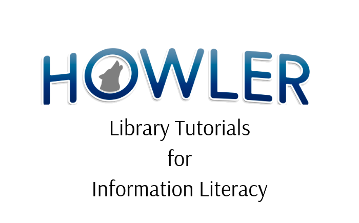HOWLER Tutorials