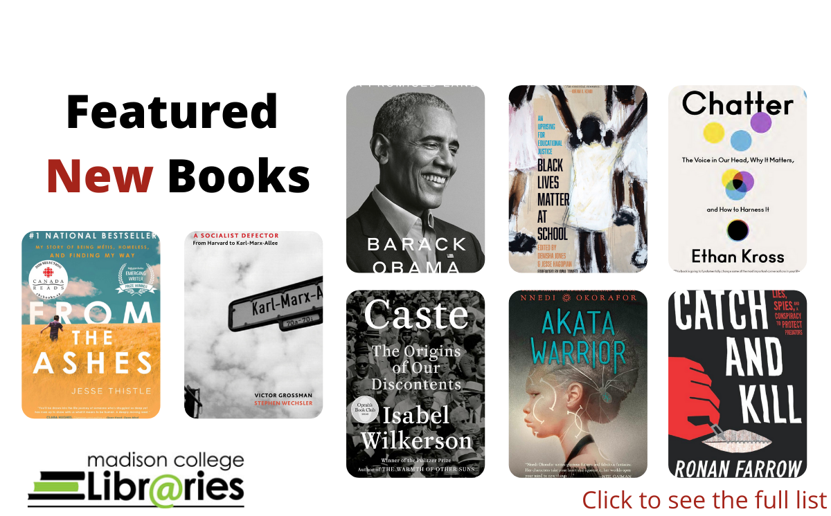 New Books May 2021