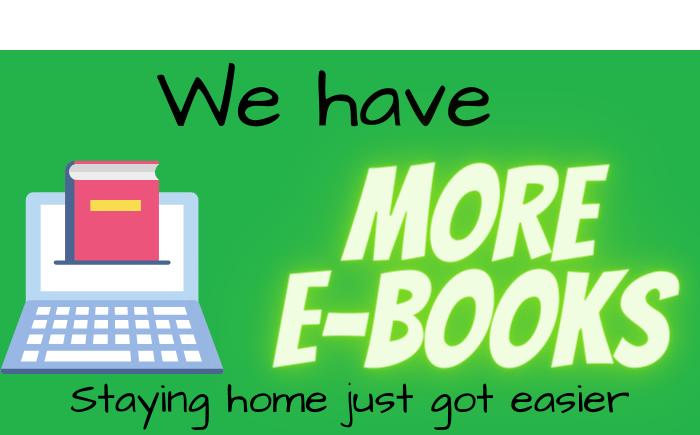 we have ebooks