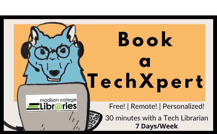 Book a Tech Expert