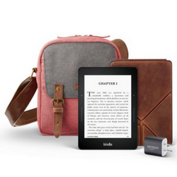 Travel with a Kindle