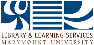 Library and Learning Services Logo