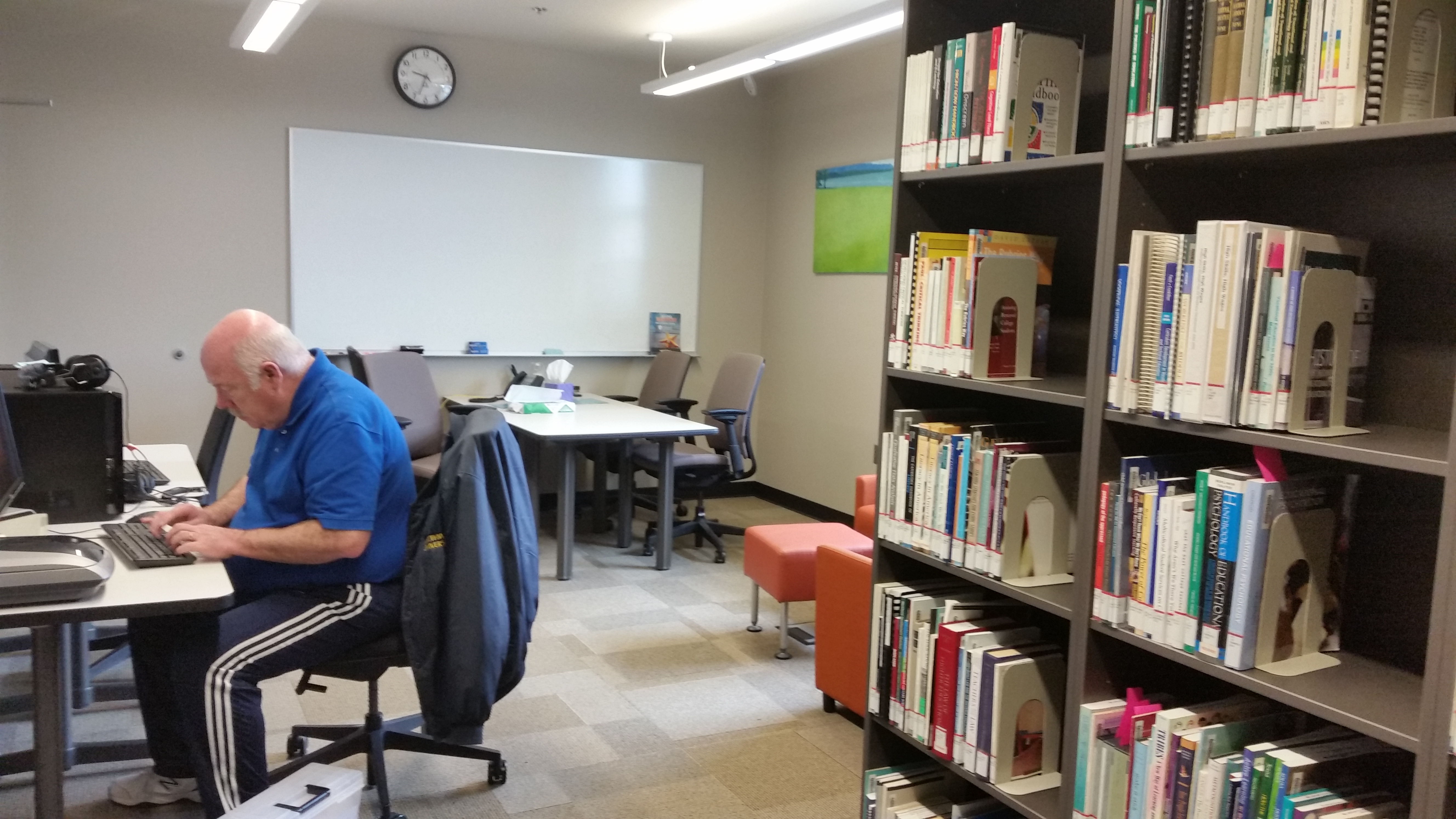 Faculty Resource Room